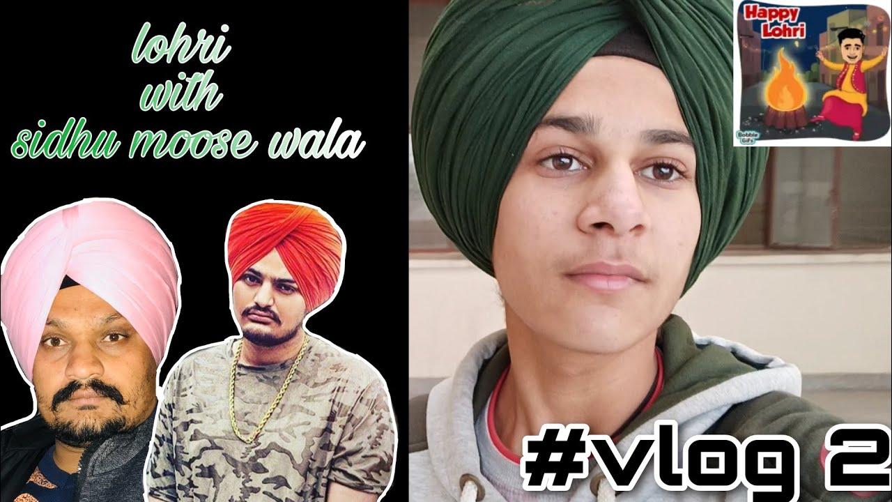 Download LOHRI WITH SIDHU MOOSE WALA🤩  #vlog2   THE MEHAK VLOGS ✨
