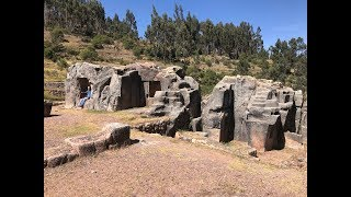 Exploring The Ancient Inca And Megalithic Site Of Inkilltambo Near Cusco Peru
