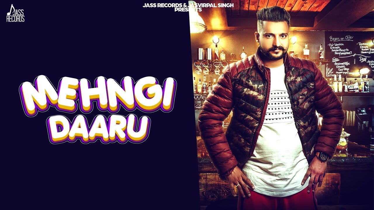 Mehngi Daaru Mp3 Song Download  S Deep