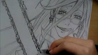 drawing grell sutcliff
