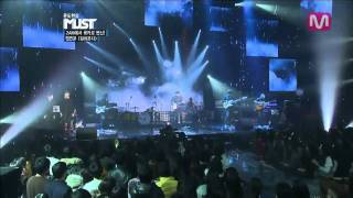 "111206 /\/\UST - Jinwoon - ""걸어온다 (You Walking Towards Me)"""