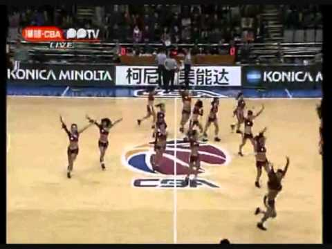 Xinjiang Flying Tigers vs Shandong Lions