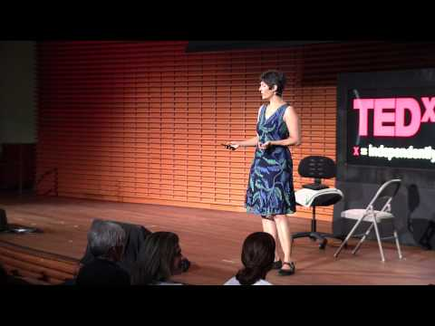 Find your primal posture and sit without back pain: Esther Gokhale at TEDxStanford
