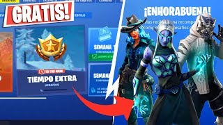 GET NEW ASPECTS *FREE* IN FORTNITE (Overtime Challenges) Fortnite Battle Royale