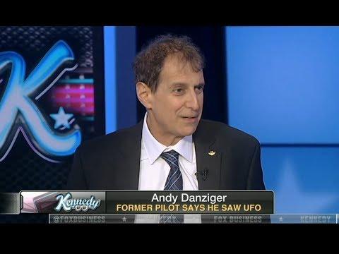 Obama Pilot Andy Danziger - UFO Sighting