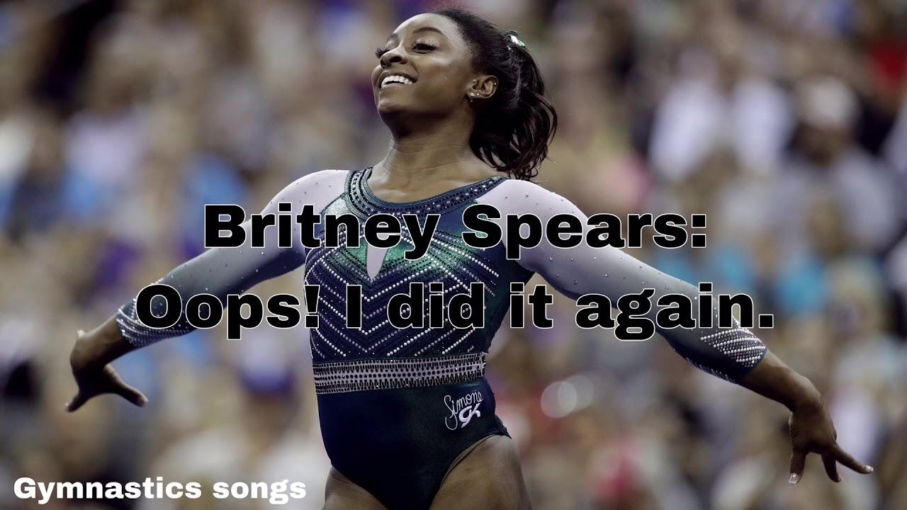 Oops gymnast Jewish gymnast