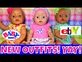 🛍Baby Born Girls Get New Outfits! 👚Cute Doll Clothes Super Cheap On eBay!🤩