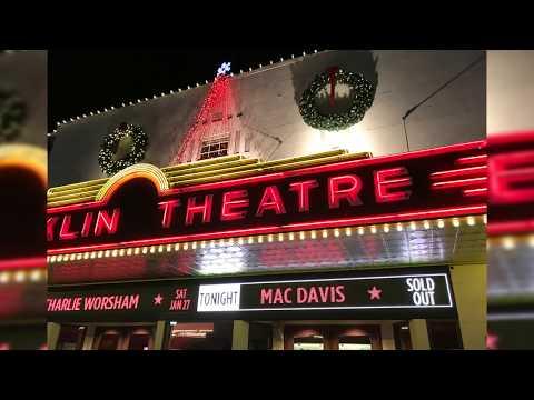 Mac Davis - the Franklin Theatre - Dec 15, 2017