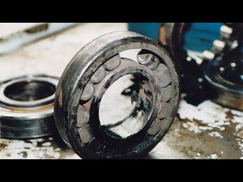 SKFstronger  Bearing damage modes and classification