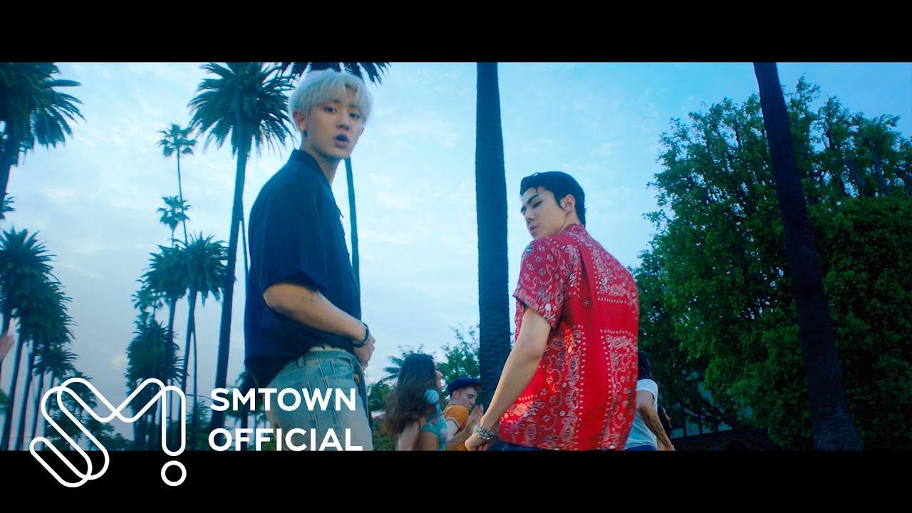 "Update: EXO-SC Lives The High Life In Glamorous MV Teaser For ""What"