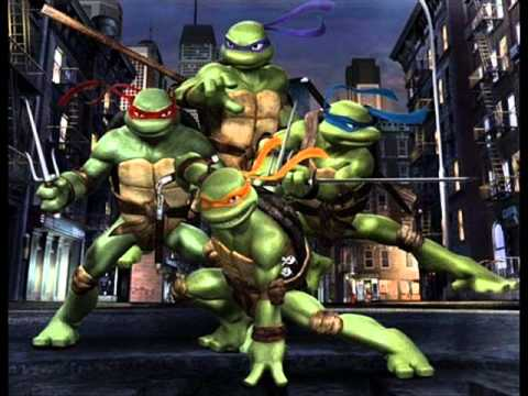 TMNT 2007 Theres a Class For This soundtrack YouTube