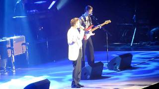 Cliff Richard   & The Shadows - Visions, Rotterdam 2009