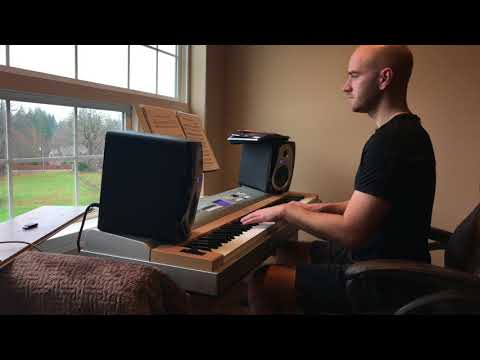 Winter from The Four Seasons  Vivaldi  Easy Piano  Download and Royalty Free