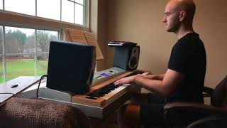 Video Winter from The Four Seasons - Vivaldi   Easy Piano   Download and Royalty Free download MP3, 3GP, MP4, WEBM, AVI, FLV Mei 2018