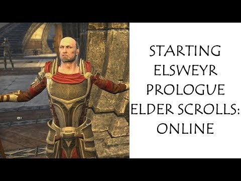How To Start Elsweyr Prologue