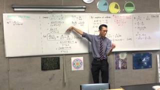 Partial Fractions (3 of 3: How to use Partial Fractions to split fractions with Quadratic Numerator)