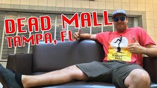 Dead Mall Tour! University Mall of Tampa, Florida Uptown Project Update - T-SHIRT Annnoun ...