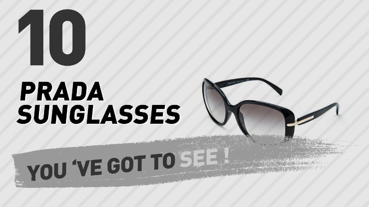 c490b181e1b3 Prada Sunglasses For Women    New   Popular 2017 - YouTube