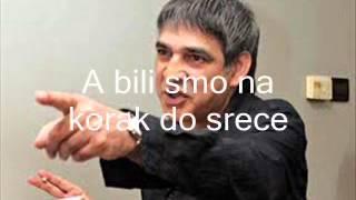 Ljuba Alicic - Uveli cvete moj (tekst)