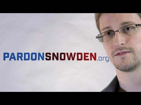 The Case for Pardoning Edward Snowden