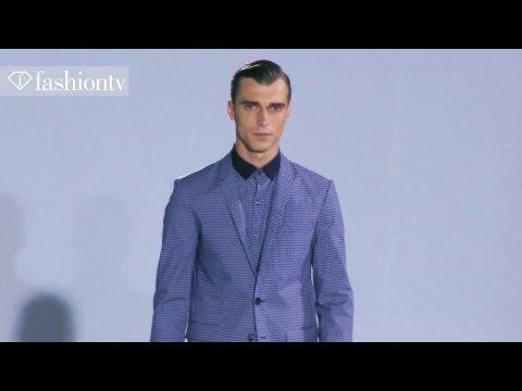Wooyoungmi Men Spring/Summer 2013 ft RJ King | Paris Men's Fashion Week | FashionTV