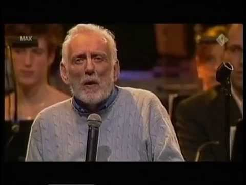 Rod McKuen - If You Go Away with intro (MAX Prom 2005)