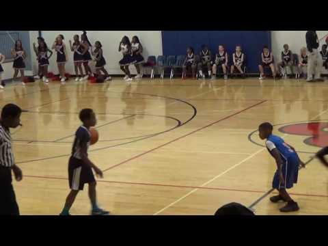 2016 17 PSD150 Middle School Basketball Roosevelt JV vs Calvin Coolidge JV