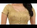 Katori blouse cutting and stitching with drafting