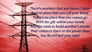 Watch Nanci Griffith The Power Lines video