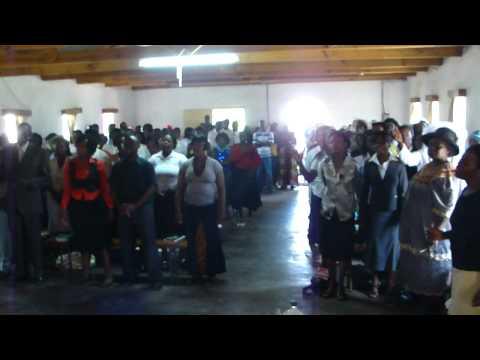 Africa Back to God . . .