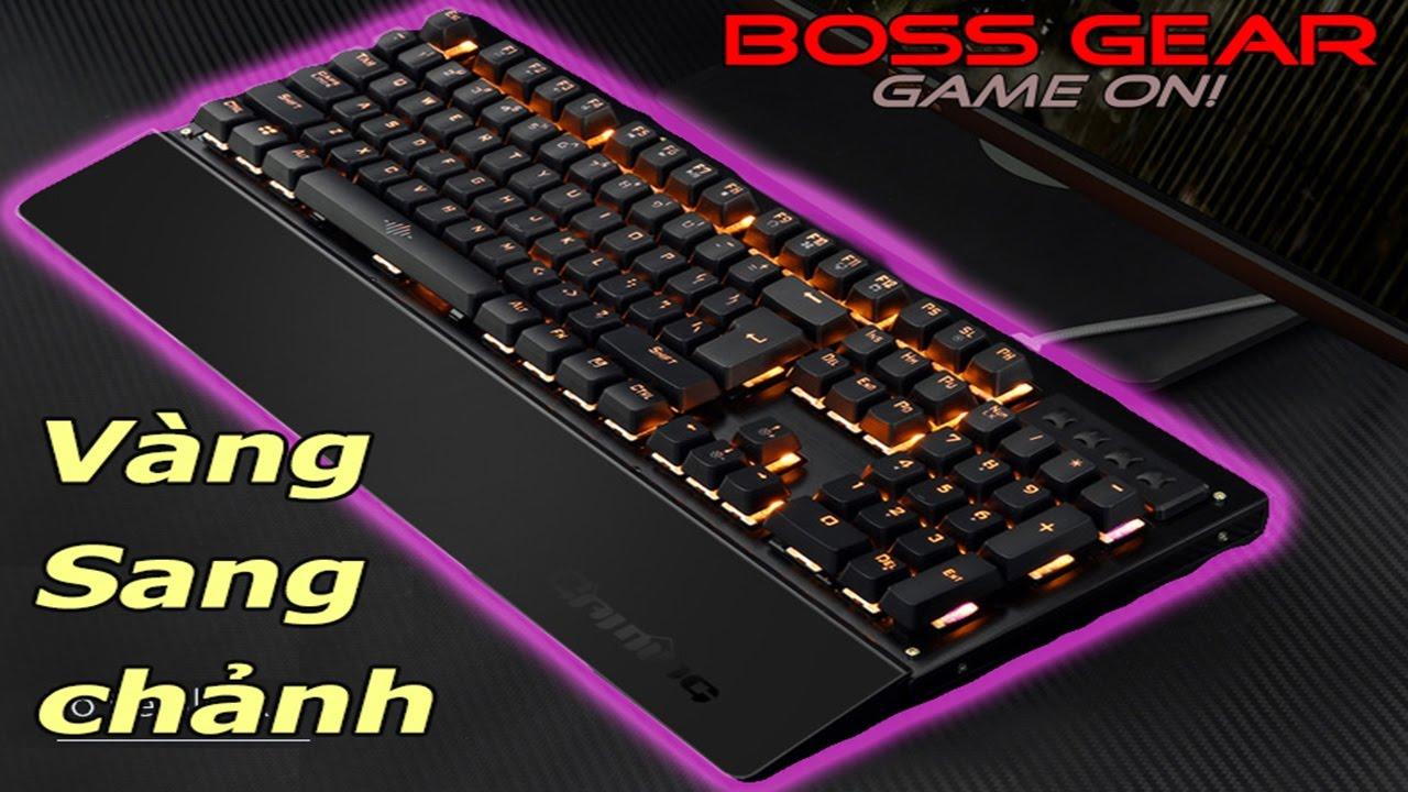 Review bàn phím cơ Gaming K28 Led vàng sang chảnh,nam tính//Review Gaming keyboard K28 Gold LED