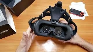 VR ОКУЛЯРИ SHINECON SH SC1 51 || Розпакування та Огляд окулярів віртуальної реальності!