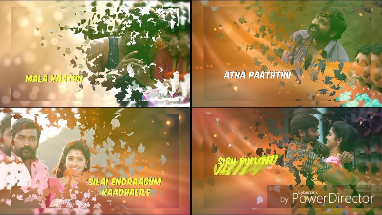 Karuppan Movie Song Whatsapp Status Video Azhagazhaga 1 Youtube