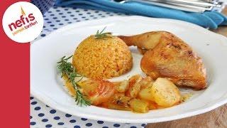 Fırında Tavuk But Tarifi - Tavuk Yemekleri