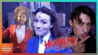 Heathers The Musical Backstage Vlog   West End Cast