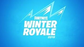 לייב פורטנייט טורניר 15 מליון דולר Winter Royale - קוד בחנות Zigi