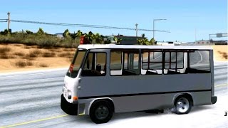 GTA San Andreas - DEUTZ M2000 EnRoMovies
