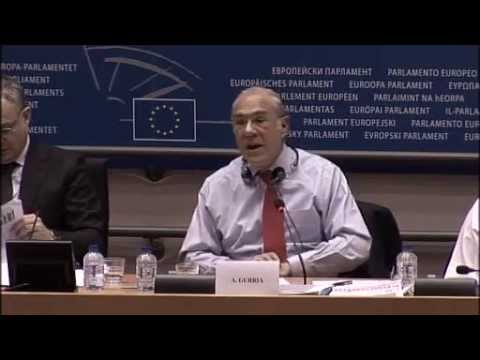 Alfred Sant Intervention - Regulation in the field of taxation and the OECDs role in it