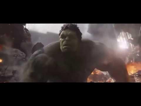 Sia - Bloodstream - Marvel's Avengers- Infinity War - Official Music Video