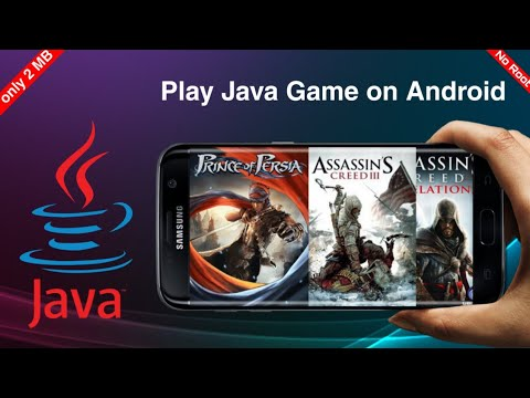 How To Play Java Games On Android 2019 By Tech Shakib