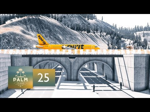 Cities Skylines: Palm Island — EP25 — Palm Island International Airport - Part 3