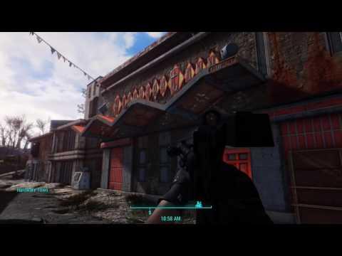 """Fallout 4 - SVT-40 """"Azureus"""" and """"Krasnaya Zima"""" Locations"""