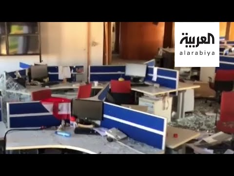 صباح العربية | هكذا عاش موظفو -النهار- لحظات الكارثة في بيروت  - 11:58-2020 / 8 / 11