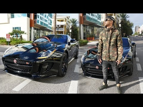 BUYING MY DREAM CAR!!! BRAND NEW 2017 JAGUAR FTYPE!!! -  VLOG