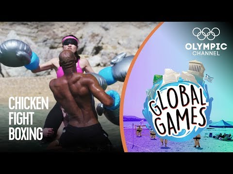 Olympians vs Influencers in Crazy Sports | The Global Games