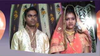 Seema and Jiku(real wedding odia bidai)