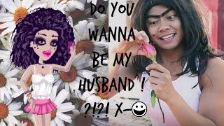 Do you wanna be my husband? (; - wassabi productions Msp version