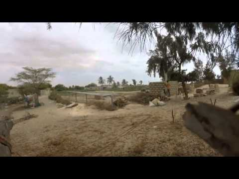 Solar Irrigation Project in Senegal: Tracking System Installation