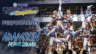 Adamson Pep Squad Full Performance | UAAP 82 CDC