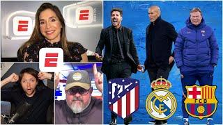 ¿REAL MADRID, destinado a ser CAMPEÓN? Barcelona se juega todo ante Atlético de Madrid | Exclusivos